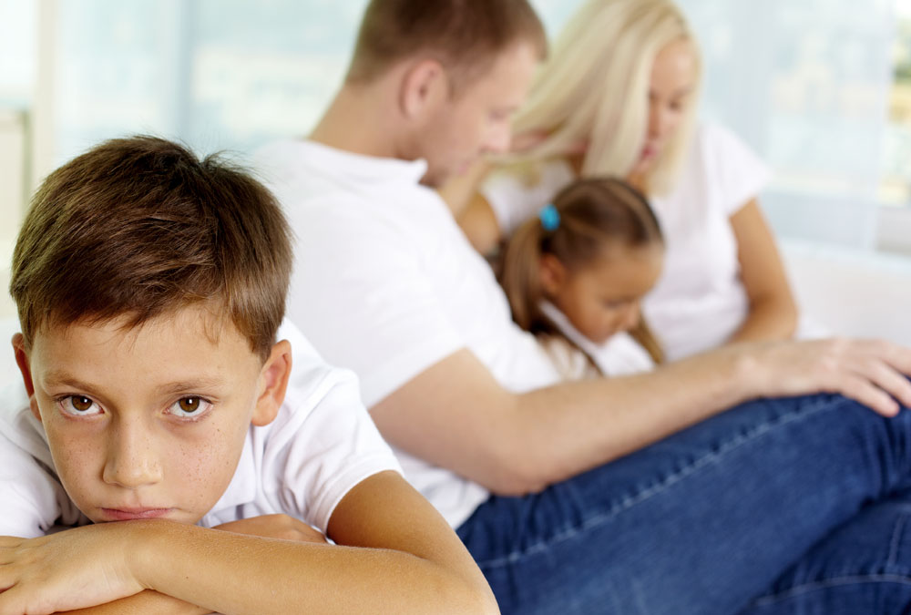 Love One Child More Than The Others? No Problem – As Long As It's Not Parental Favoritism